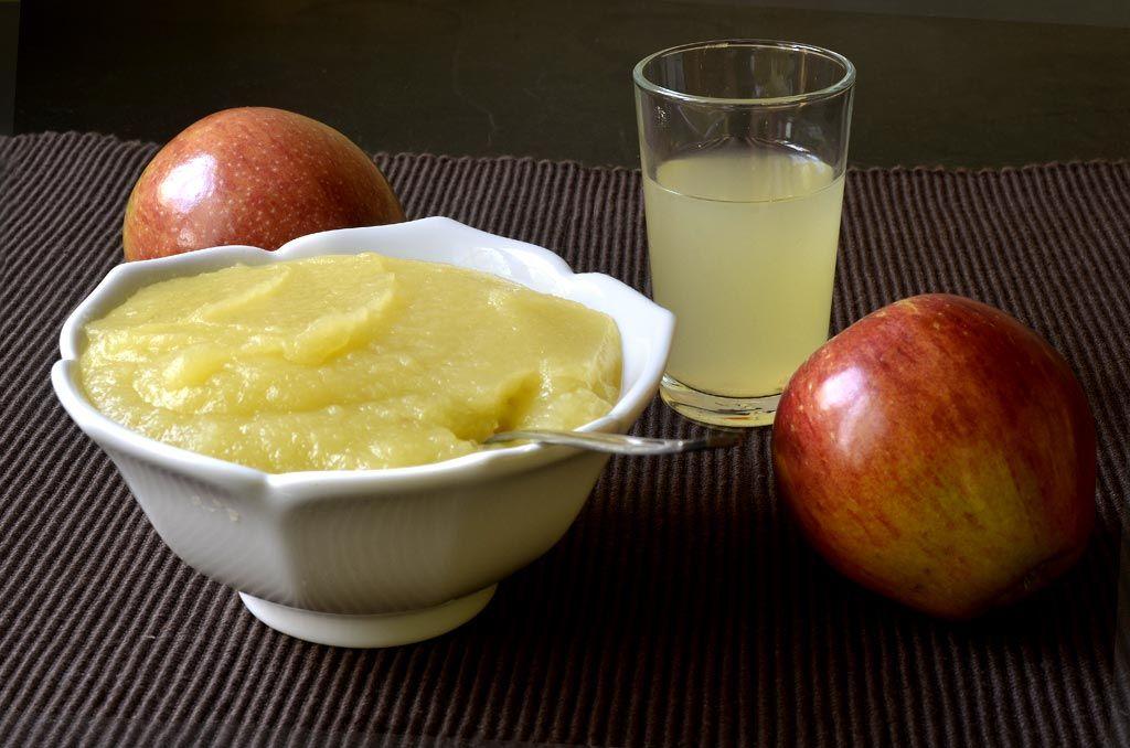 Compote de pomme de base pour faire plein d'autres compotes avec et bien d'autres desserts