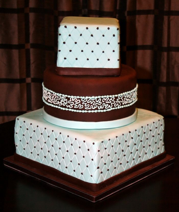 Wedding Cake Designs, Bling