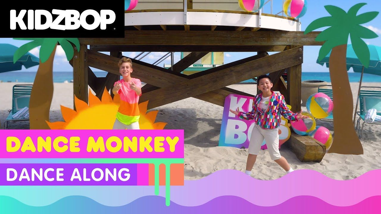 Top KIDZ BOP Kids - Dance Monkey (Dance Along) [KIDZ BOP Party