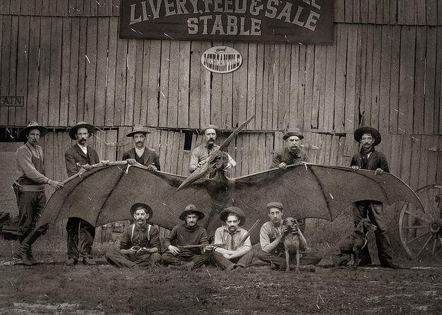 The 1890 Tombstone Thunderbird