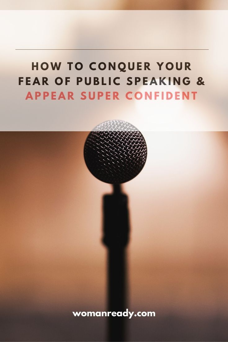The Ultimate Practical Guide To Gain Confidence For Public ...