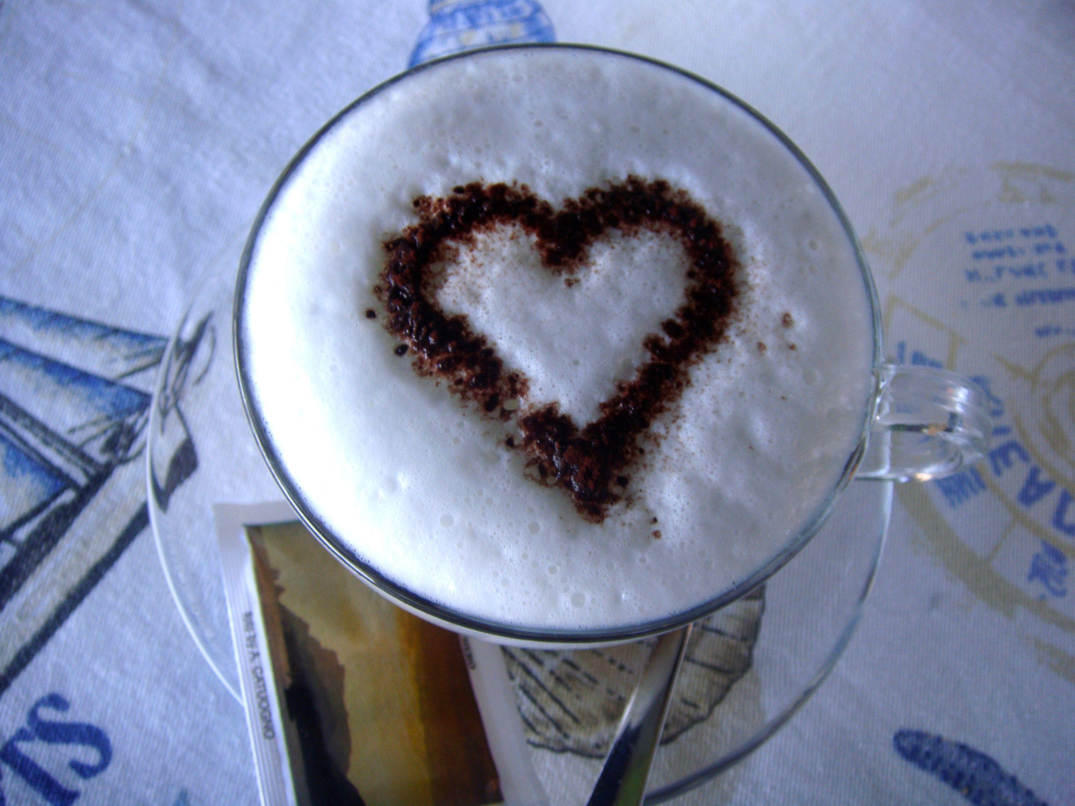Cappuccino in Capri!