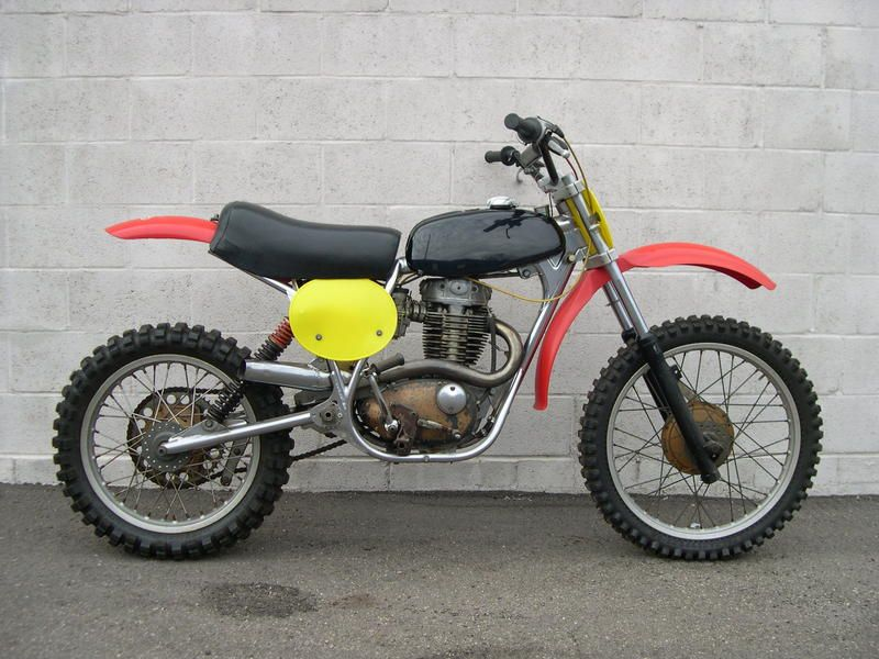 58361446c65 CCM for sale on Marks Vintage | Motobikes | Motocross bikes ...