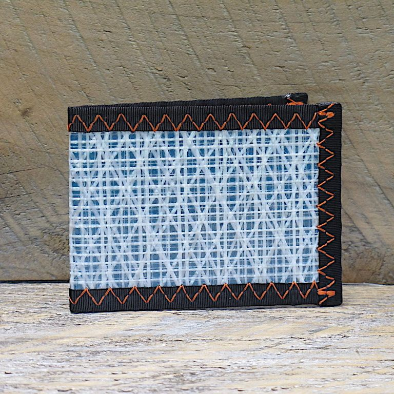 Design Your Own Exterior: DYO Bifold Wallet. USA Made By RAGGEDedge Gear. White