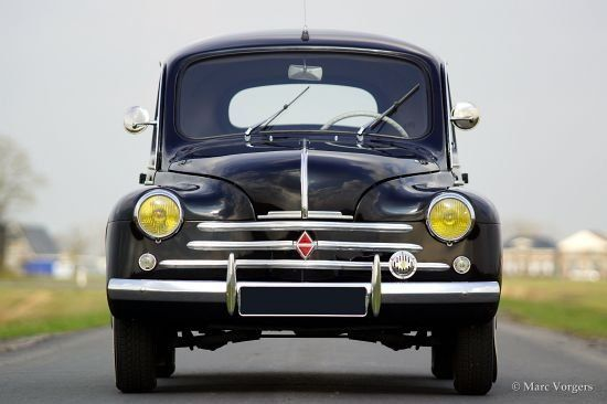 1958 Renault 4cv For Sale Classic Car Ad From Collectioncar Com Classic Cars Renault Car Ads