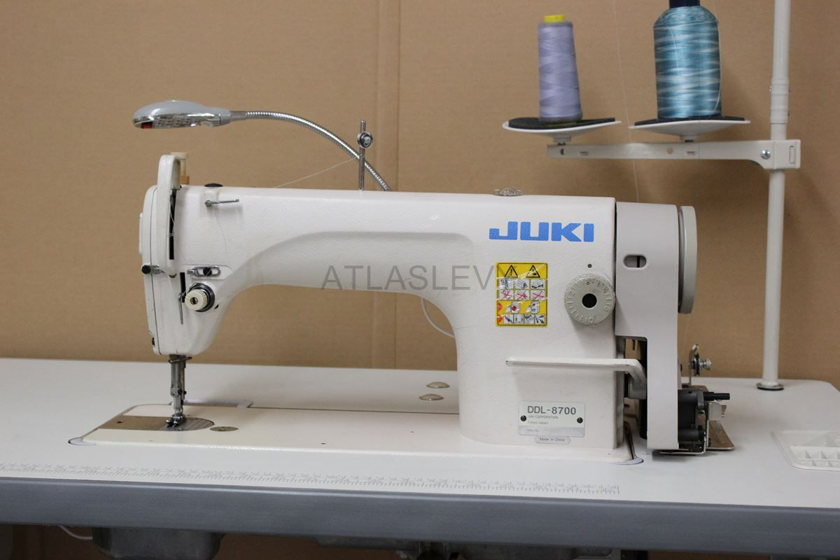 Head Only JUKI DDL8700H High-speed Lock-stitch Sewing Machine for Heavy Material DDL-8700H