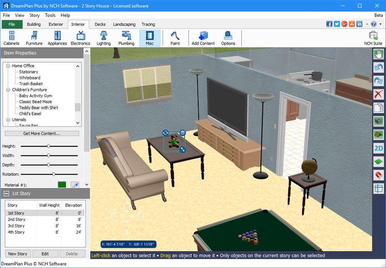 Dreamplan Home Design U0026 Landscape Planning Software