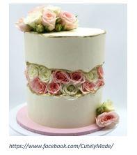21++ Fault line wedding cake ideas