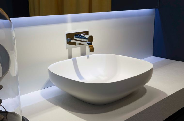 Ago by antonio lupi: sink made in flumood bathrooms 101 sink