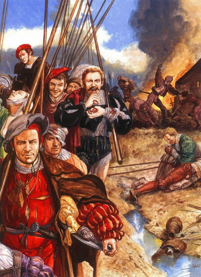 thirty year war thesis The thirty years' war was a 17th-century religious conflict fought primarily in central europe it remains one of the longest and most brutal wars in human history, with more than 8 million.