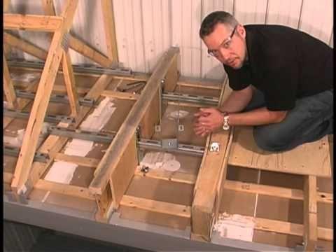 Best Ceiling Hoists Installing In A Typical Home Youtube Garage Remodel Garage Hoist 400 x 300