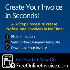 Work Estimate Invoice Calculates Total Microsoft Excel Template