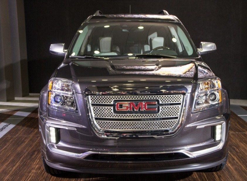 2019 Gmc Terrain Denali Changes And Price