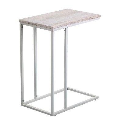 Dunston C Table Laptop Desk Wood Aiden Lane C Table Wood