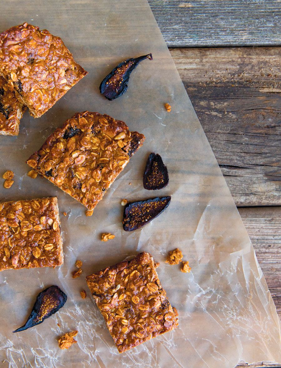 fig almond oat bars recipe oat bars low calorie paleo baked dishes on hebbar s kitchen recipes oats id=45458