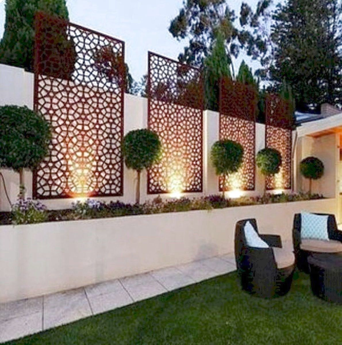 36 Amazing Small Garden Design Ideas Low Maintenance #SmallGardenDesign #GardenLowMaintenance #smallgardendesign