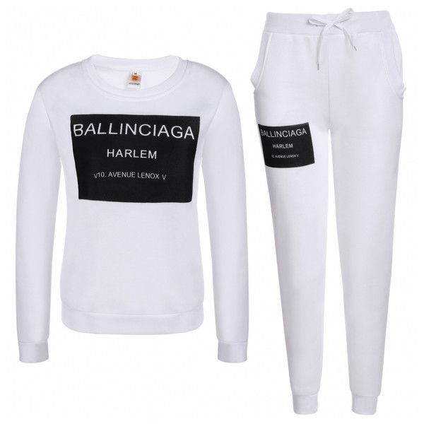 Harlem Sweatshirt Pants Set Outfit Made ( 30) ❤ liked on Polyvore featuring  tops 9c1211092d9