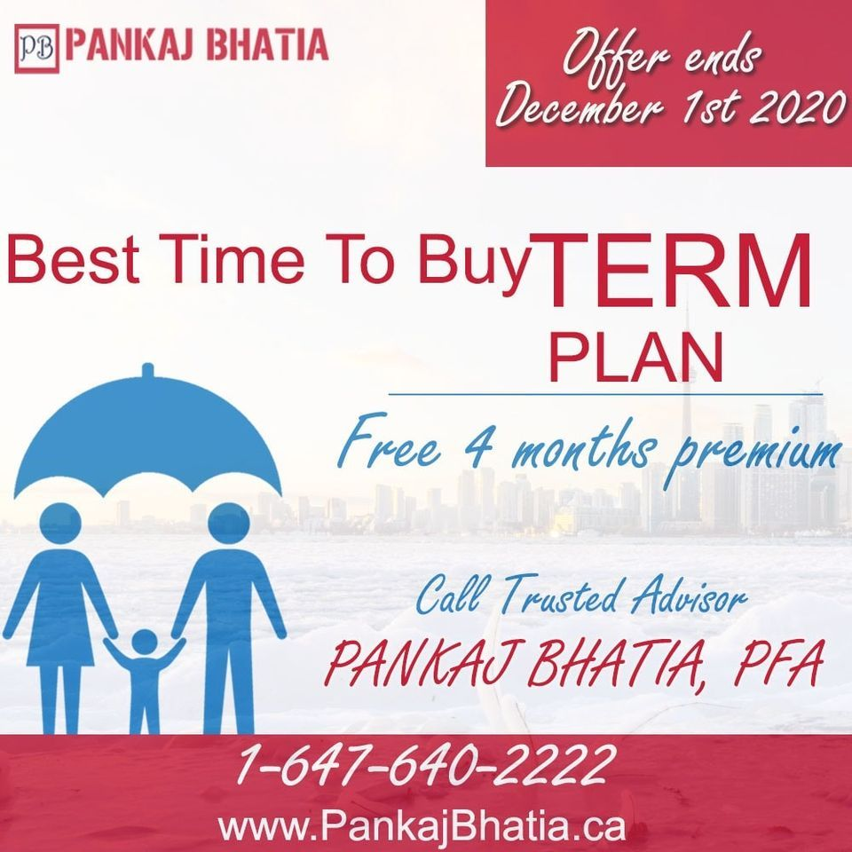Term life insurance in ontario in 2020 life insurance