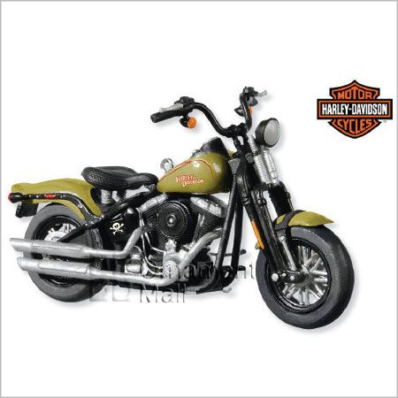 2010 Harley-Davidson Motorcycle Milestones 12th 2009 Softail Cross
