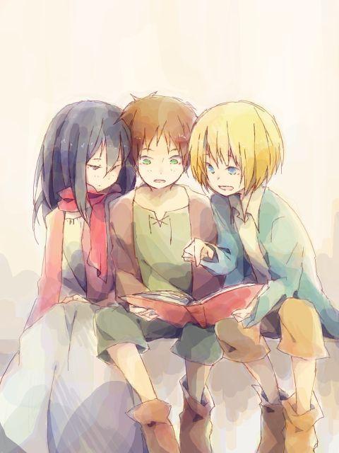 Armin réagit aux Ships