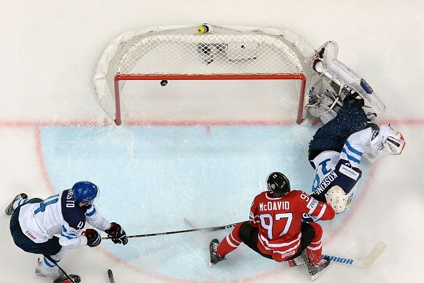 Connor McDavid Leads Canada To World Championship Gold http://ift.tt/20nzca4 Love #sport follow #sports on @cutephonecases