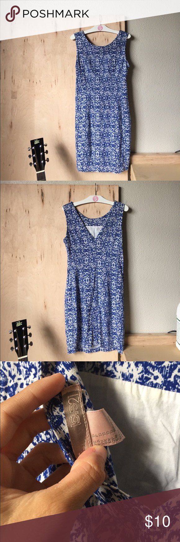 Blue Size SMALL summer dress Forever 21 • size small • summer dress • Forever 21 Dresses Mini
