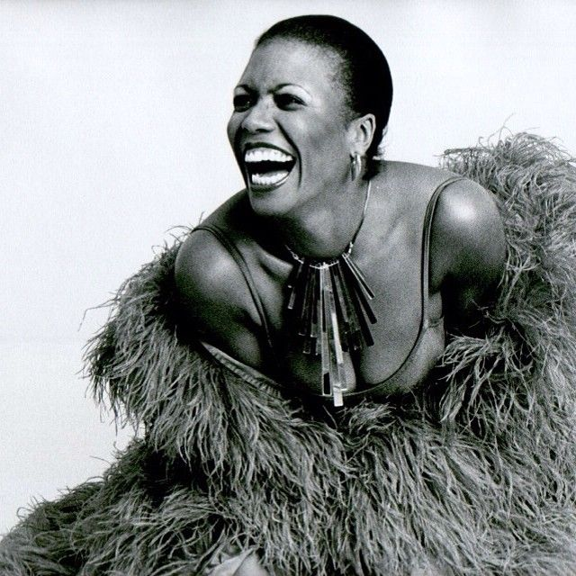 Dee Dee Bridgewater, #tbt Photo by Chris Gulker sometime in the 70s.