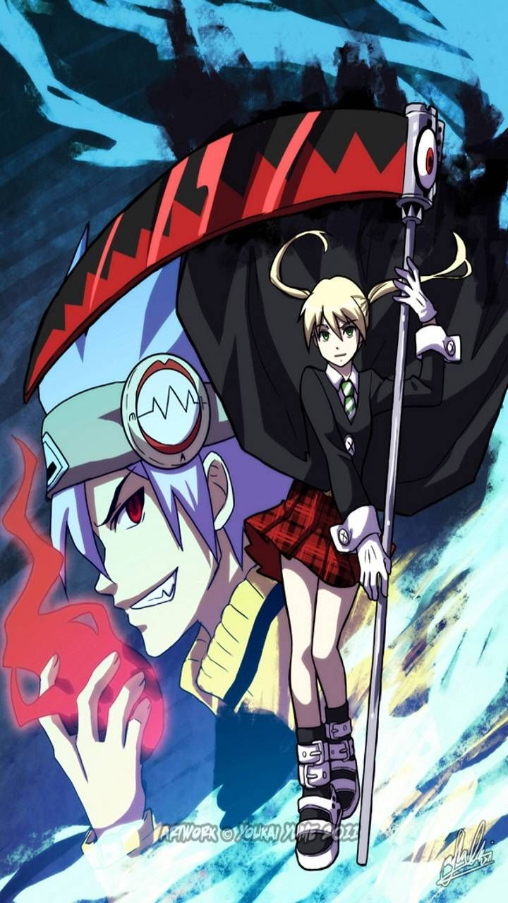 Download soul and maka Wallpaper by skrill229 31 Free