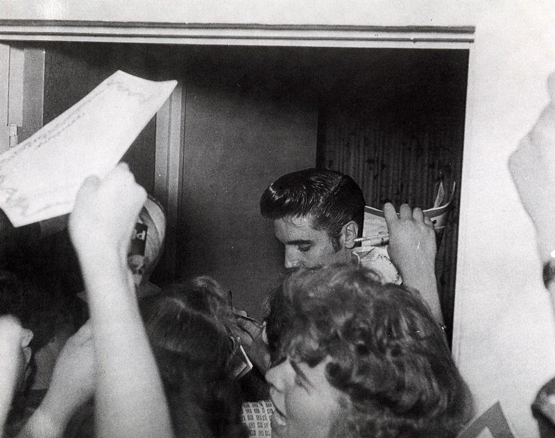 Las Vegas 1956