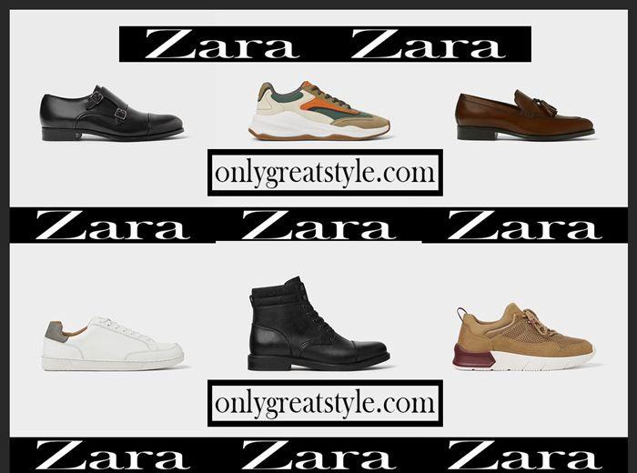 7e60c991928 New arrivals Zara shoes 2018 2019 men's fall winter   Camas   Zara ...