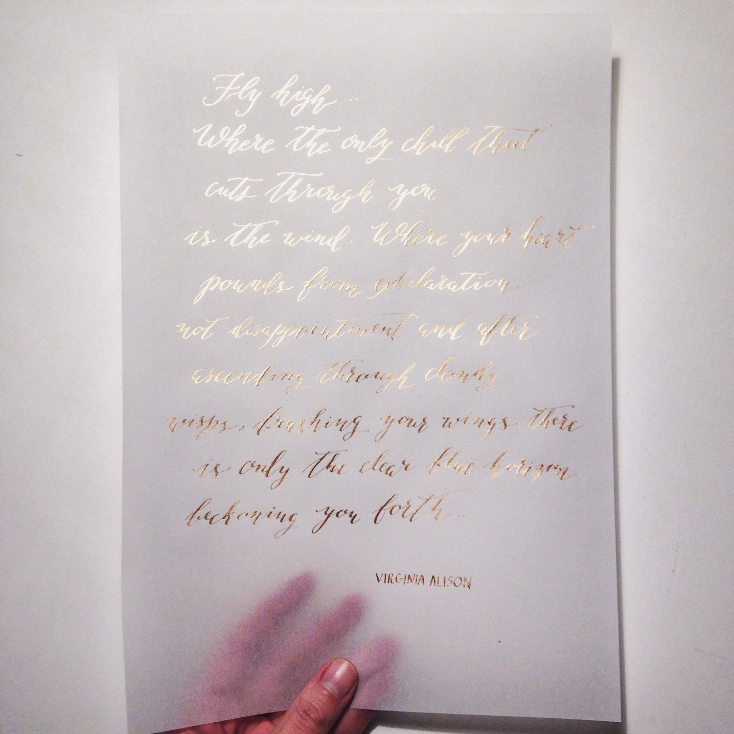 custom calligraphy for wedding vows poems quotes bible verse