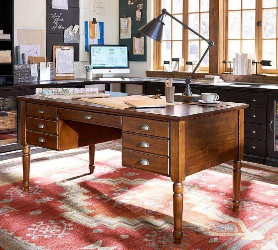 Printer S 64 Keyhole Desk Desk In Living Room Desk Home