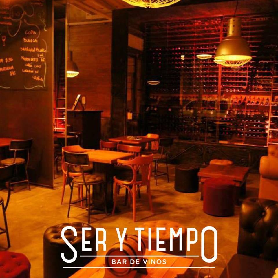 Ser Y Tiempo Wine Bar Gorriti 5910 Palermo Sicily Italy Palermo Sicily Wine Bar