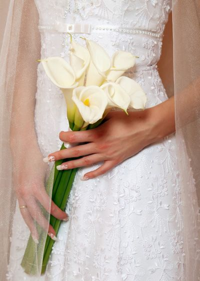 Long Stem Calla Lily Wedding Bouquet Lily Bouquet Wedding Calla