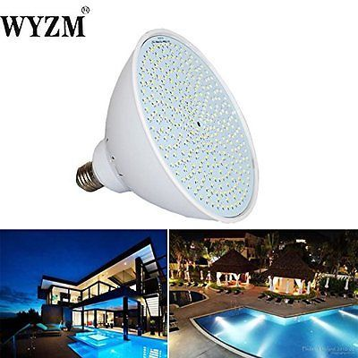 Wyzm 120v Color Changing 20w Pool Lights Led 300w Halogen Bulb Replacement L Swimming Pool Lights Pool Lights Led Pool Lighting
