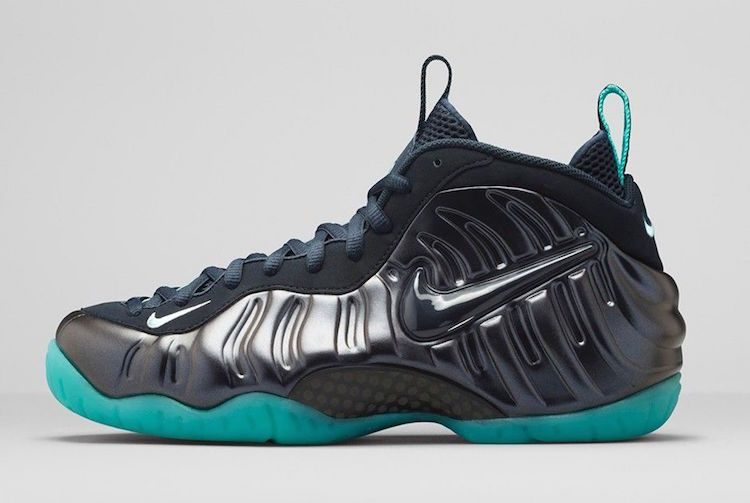 4cea6cf1439 Nike Air Foamposite Pro Dark Obsidian Official Images