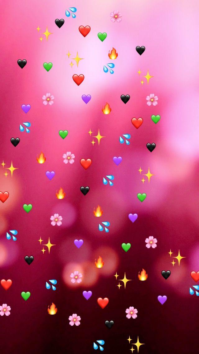 Me Encanta Fondo De Pantalla Emoji Mejores Fondos De Pantalla