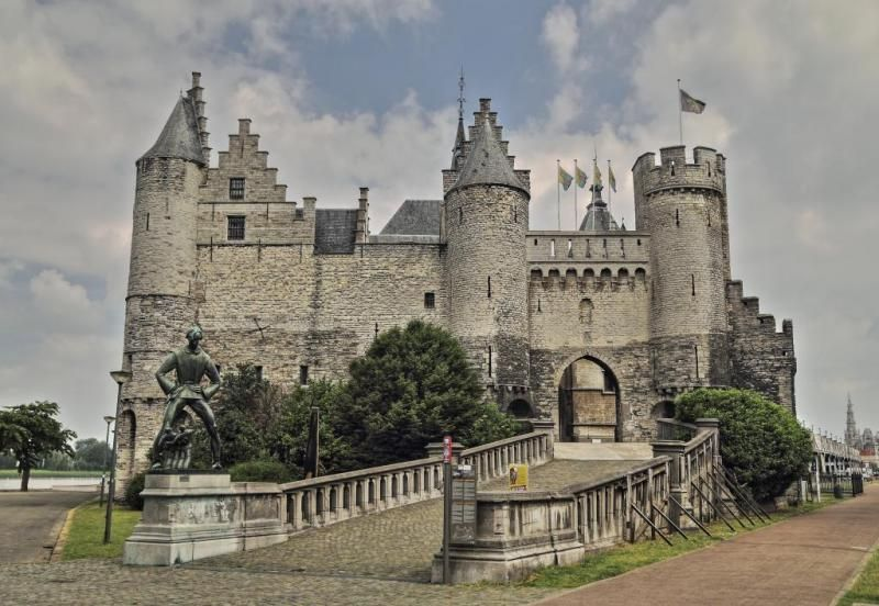 Het Steen - Antwerpen