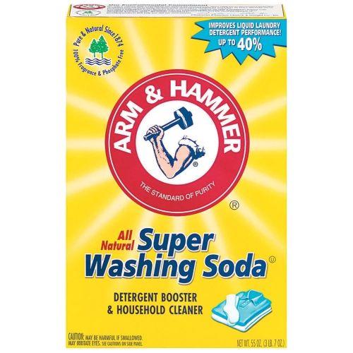 Arm Hammer Super Washing Soda Ace Hardware 4 79 Free Shipping To Your Local Ace Washing Soda Laundry Detergent Recipe Laundry Soap Homemade