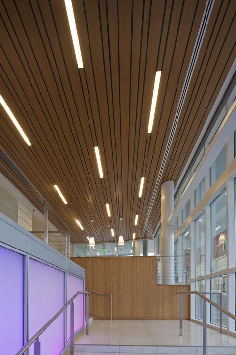 Metal Ceilings - Woodwright Multi-Box Series ceiling ...