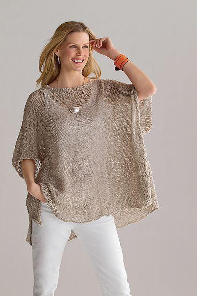 Tabard Sweater, easy DIY