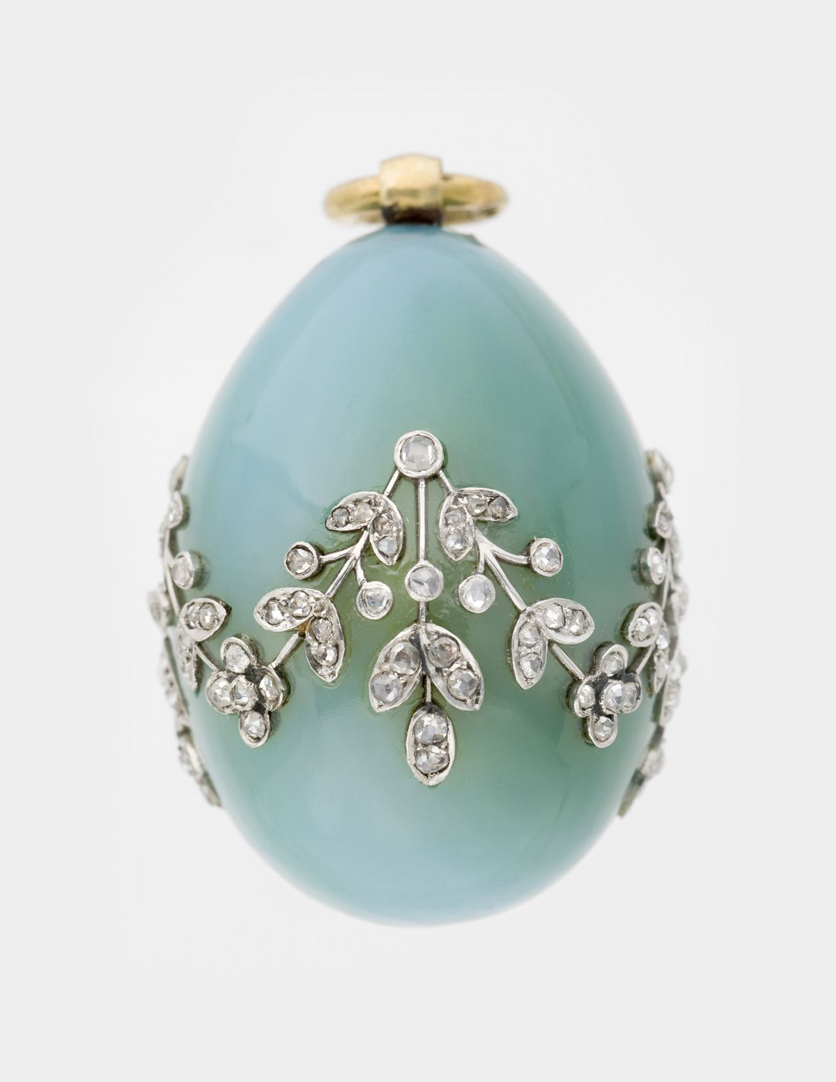 Peter karl faberg russian 1846 1920 miniature easter egg peter karl faberg russian 1846 1920 miniature easter egg pendant mozeypictures Gallery