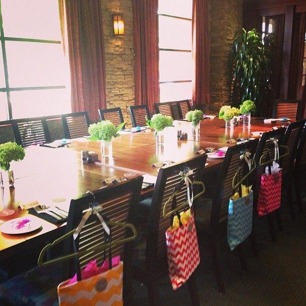 Bridesmaid Luncheon Ideas