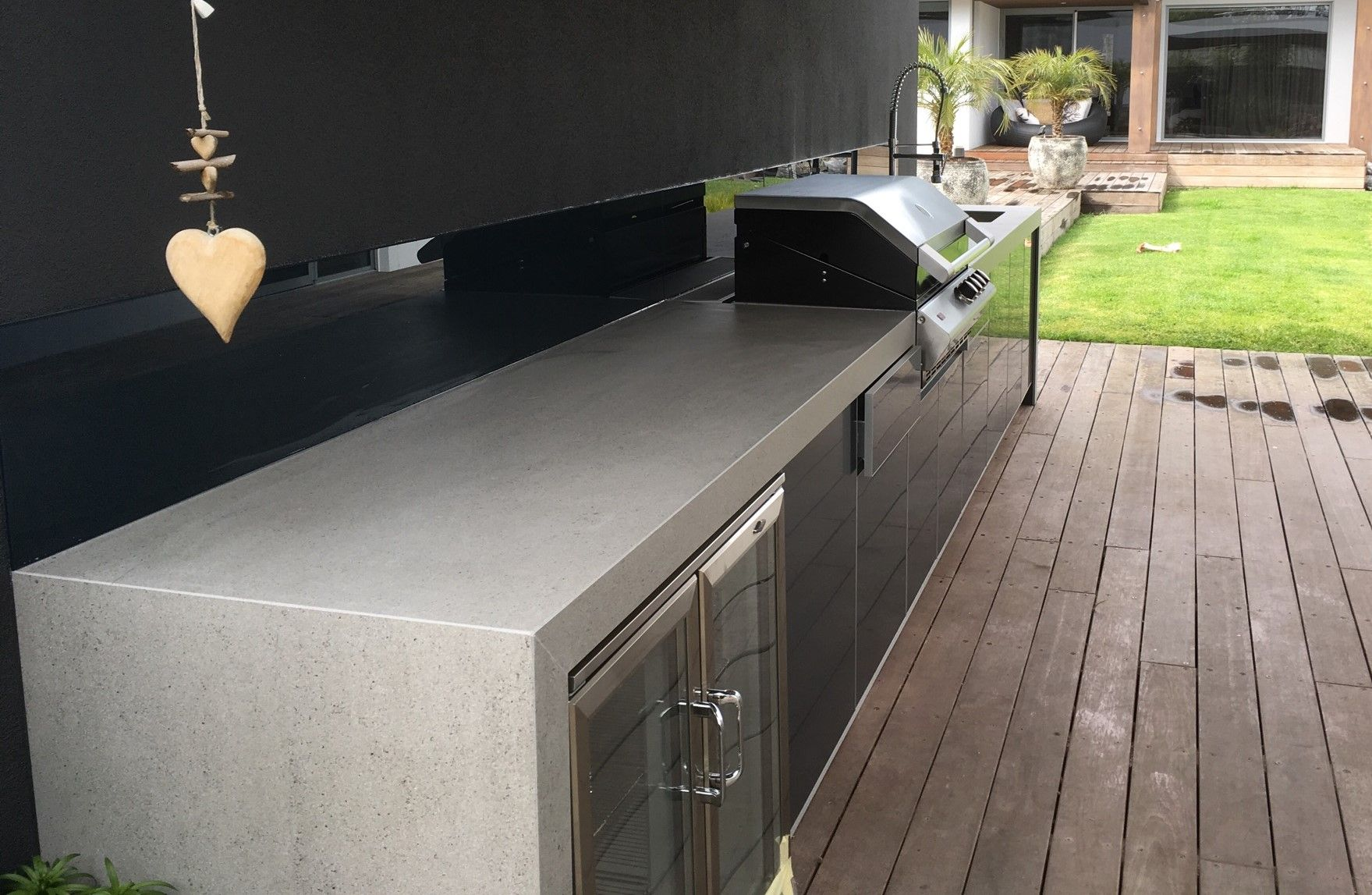 Pin By Limetree Alfresco On Ziegler Brown Turbo Bbq Outdoor Kitchens Outdoor Barbeque Area Outdoor Kitchen Outdoor Bbq Kitchen