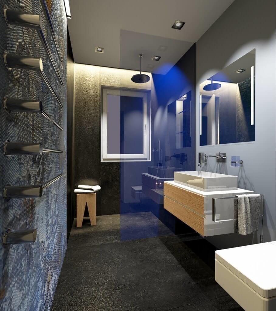 Moderne Bader Vom Experten Torsten Muller Badezimmer Minimalistische Bader Badgestaltung