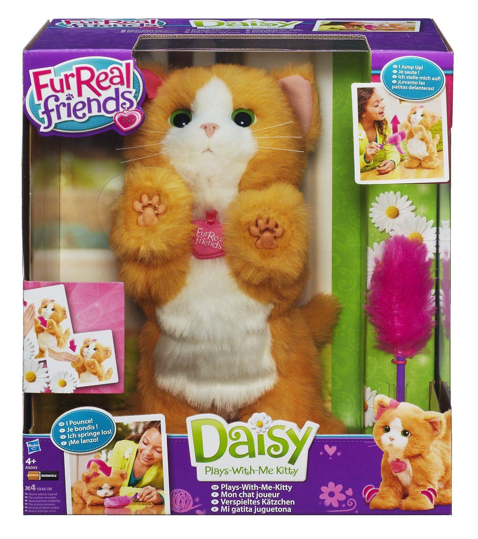 Daisy Furrealfriends Pris Par Papa Fur Real Friends Cat Toys Little Live Pets