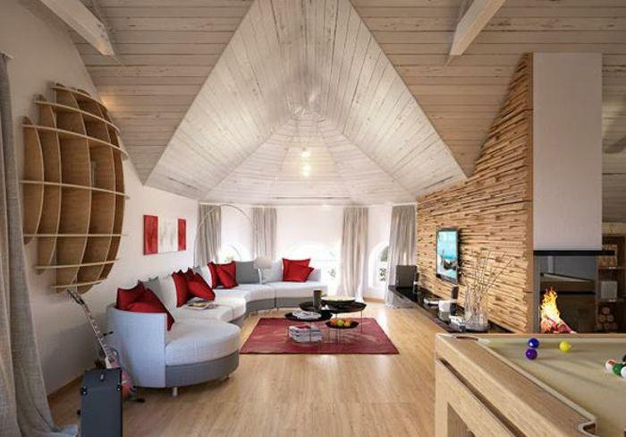 1001 ideen f r dachfenster gardinen und vorh nge dekoration pinterest dachfenster. Black Bedroom Furniture Sets. Home Design Ideas