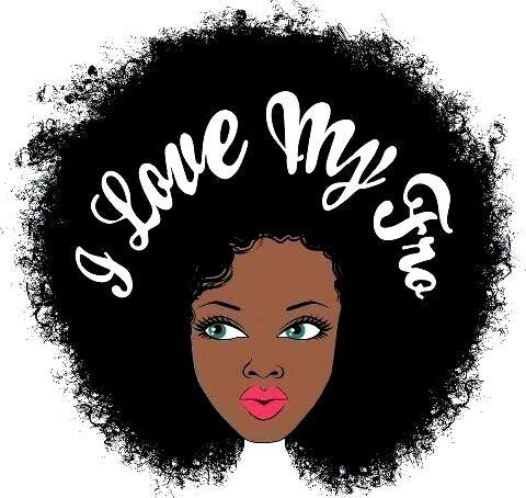 Natural Hair Clip Art Natural Hair Art Natural Hair Styles Natural Hair Quotes