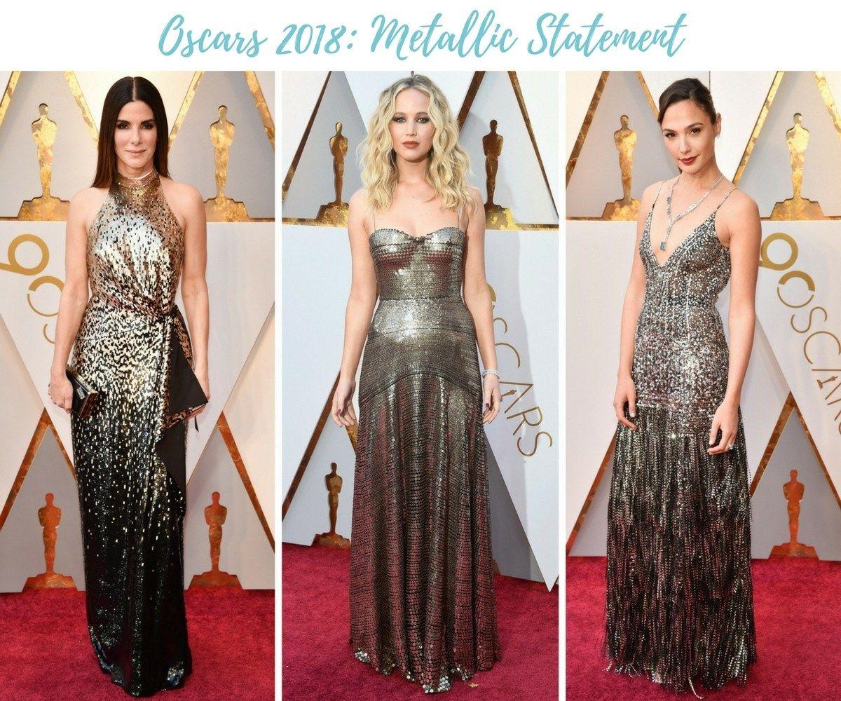 Dresses Oscar red carpet trends