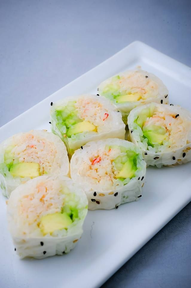 Have you tried the Snow Crab Roll from Kabuki? | Crab ...